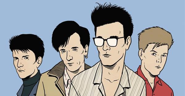 """The Smiths. Música, política y deseo"", VVAA (Errata Naturae, 2014)"