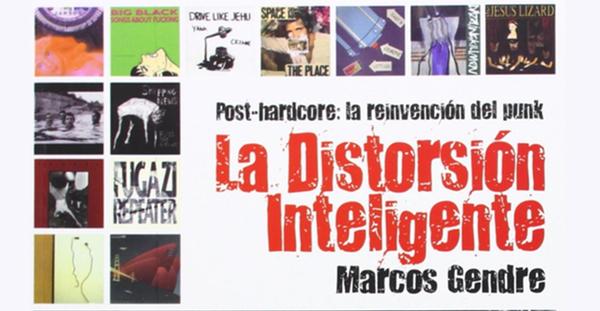 """""""La Distorsión Inteligente"""", Marcos Gendre (Quarentena, 2014)"""