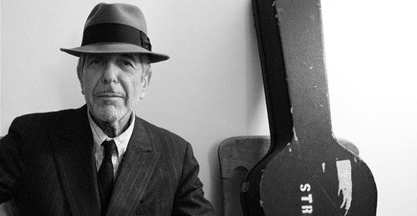 Escucha lo nuevo de Leonard Cohen