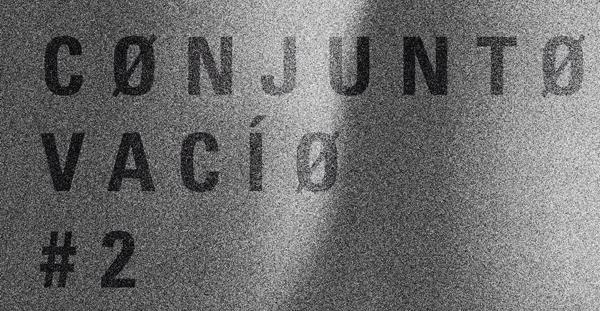 Segunda edición del festival Cønjuntø Vacíø