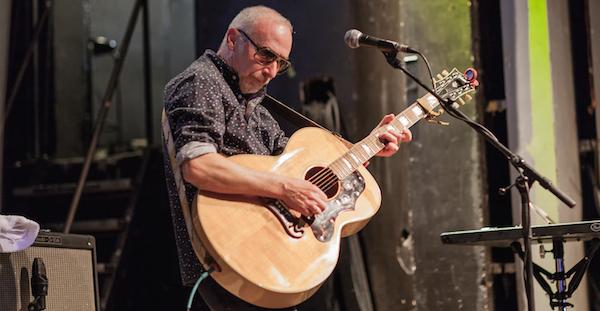 Graham Parker, Sala Arena, Madrid (05-09-2014)