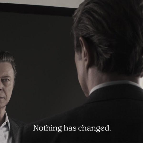 David Bowie anuncia la publicación de su nuevo single