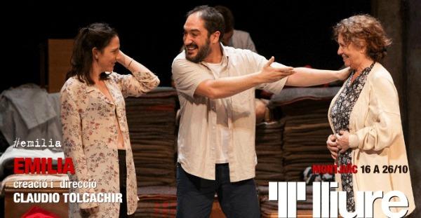 Crítica: Emilia, en el Teatre Lliure