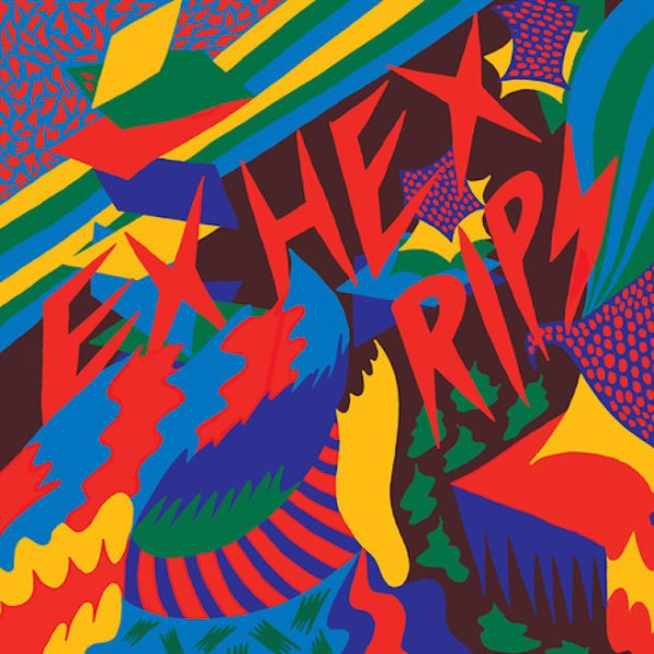 """Ex Hex, """"Rips"""" (Merge Records, 2014)"""
