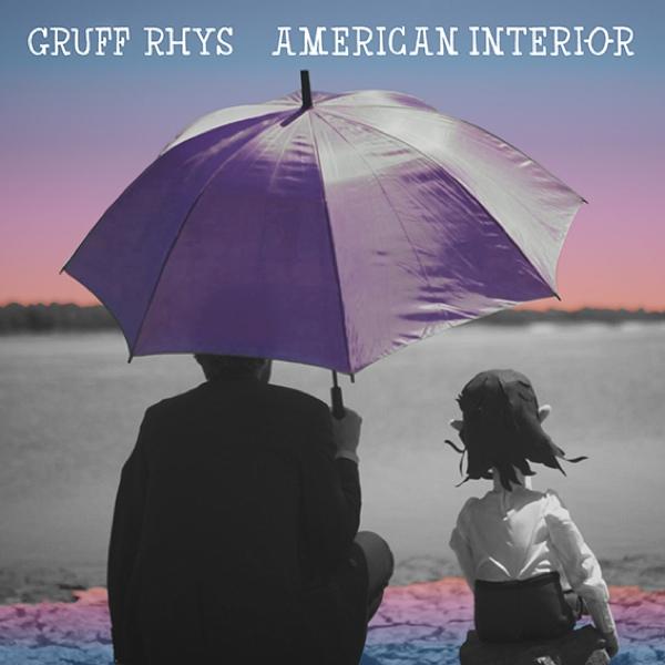 Gruff Rhys, American Interior (Turnstile 2014)
