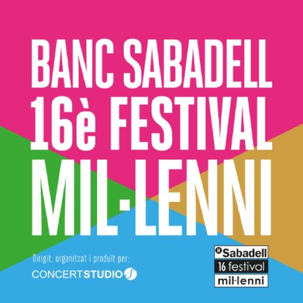 Programación del Festival del Mil.lenni 2014