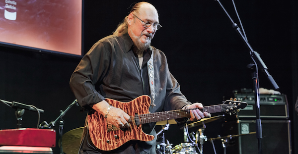 The Animals and Friends feat. Steve Cropper, Teatro Lara, Madrid (20/10/2014)