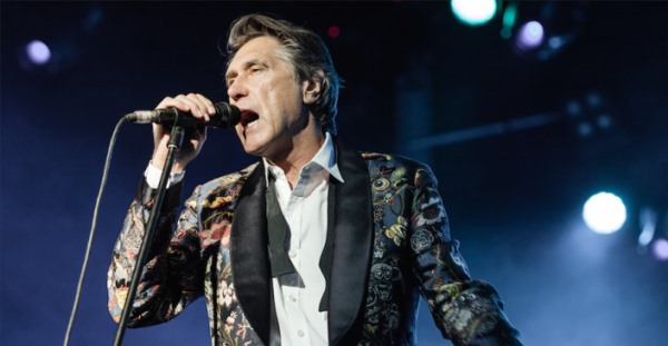 Escucha al completo el nuevo trabajo de Bryan Ferry