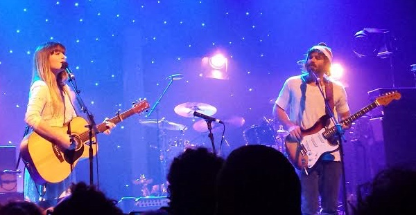 Angus & Julia Stone, Barts, Barcelona (6-11-2014)