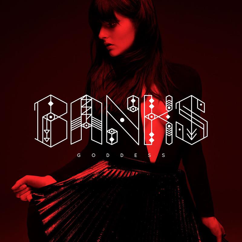 Banks, Goddess (Harvest 2014)