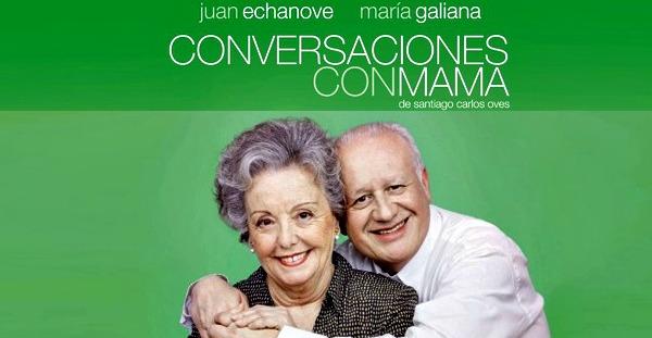 Crítica: Conversaciones con mamá, en el Teatre Goya