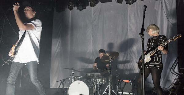 The Raveonettes + Celica XX, Sala Arena, Madrid (04-11-2014)