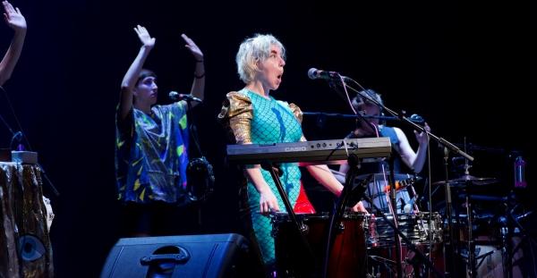 Voces Femeninas, Teatro Lara, Madrid (26-11-2014)