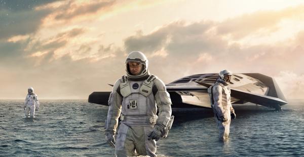 Interstellar,  Christopher Nolan (2014)