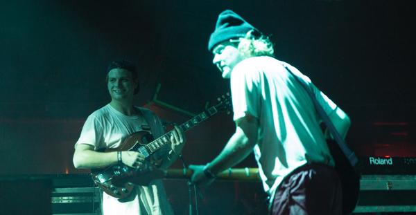 Mac DeMarco + Juan Wauters, Sala Apolo, Barcelona (28-11-2014)