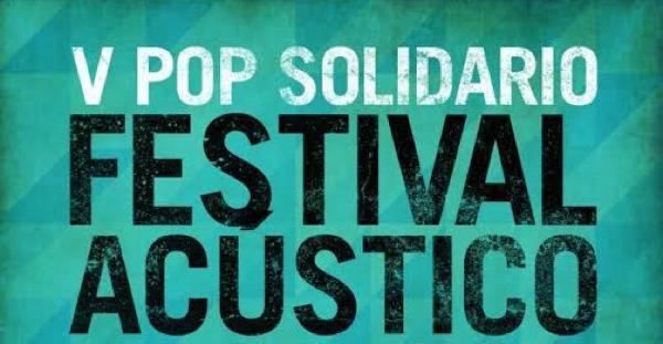 V Pop Solidario, Noche Acústica en la Obbio