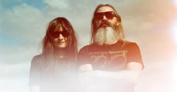 Nuevo disco de Moon Duo, y gira por España