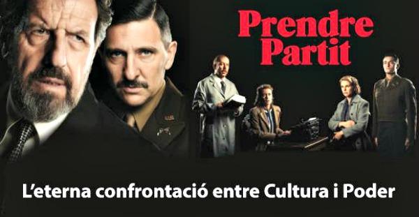 Crítica: Prendre partit, en el Teatre Goya