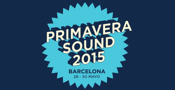 El Primavera Sound 2015 presenta su cartel.