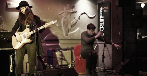 Orenda Fink, Café Berlín, Madrid (04-02-2015)