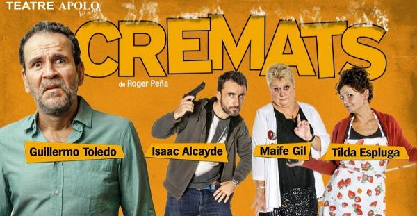 Crítica: Cremats, en el Teatre Apolo