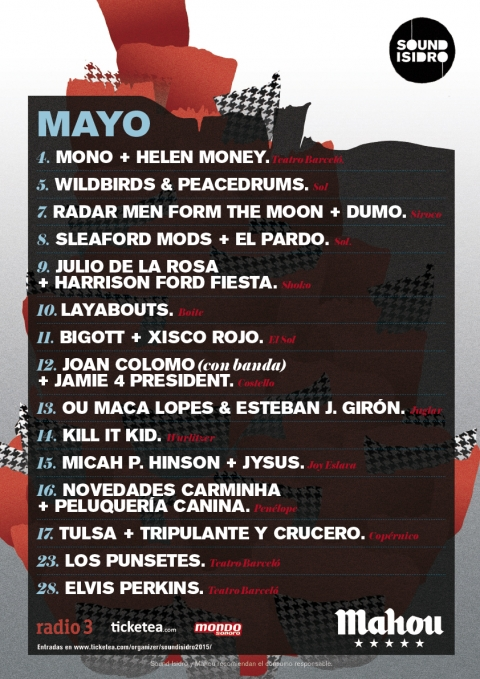 sound isidro cartel