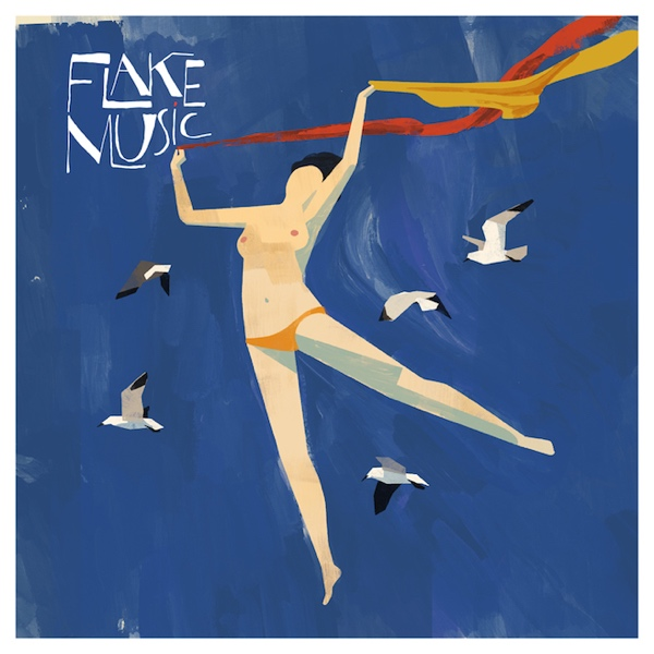 Flake Music, When you land here, it´s time to return (Sub Pop 2015)