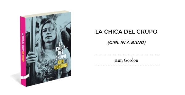 La Chica del Grupo, Kim Gordon (Contra, 2015)