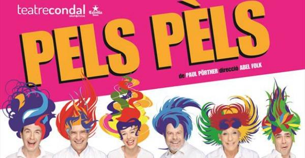 Crítica: Pels pèls, en el Teatre Condal