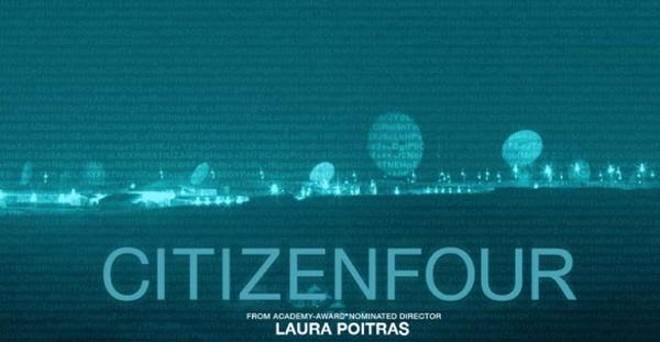 Citizenfour, Laura Poitras (2014)