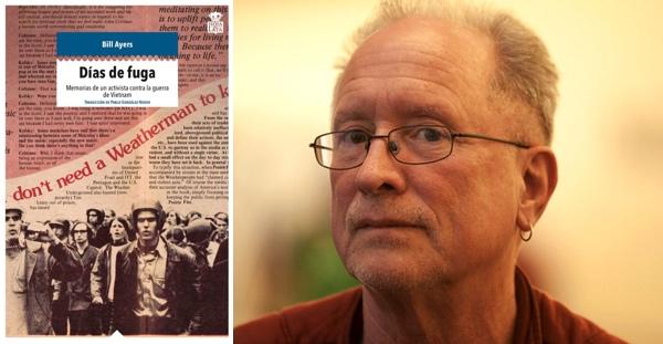 Días de Fuga, Bill Ayers (Hoja de Lata, 2014)