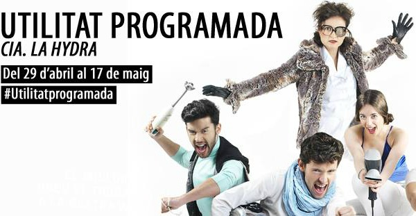 Crítica: Utilitat programada, en el Teatre Tantarantana