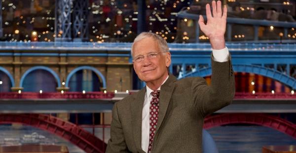La despedida de Letterman