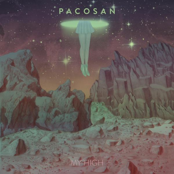 Pacosan, My High (Brabo / Bankrobber 2015)