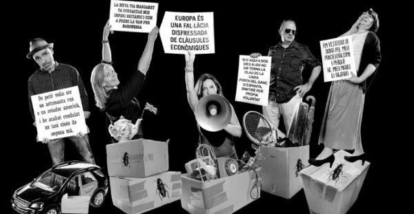 Crítica: El carrer Franklin, en el TNC