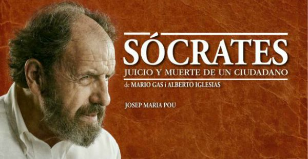 Crítica: Sócrates, juicio y muerte de un ciudadano, en el Teatre Romea
