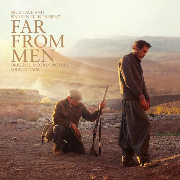 Nick Cave & Warren Ellis, Loin des hommes (Lejos de los hombres) BSO (Goliath 2015)