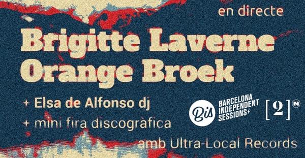 Brigitte Laverne y Orange Broek en el Bis a la [2]