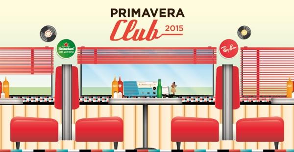 Nueva edición del Primavera Club 2015