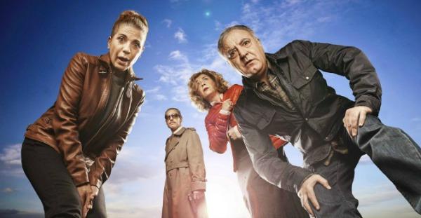 Crítica: Caiguts del cel, en el Teatre Condal