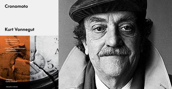 Cronomoto, Kurt Vonnegut (Malpaso, 2015)