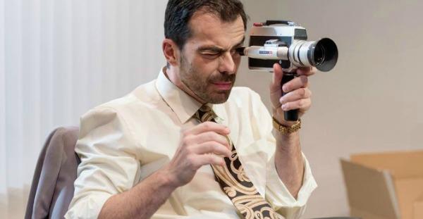 Crítica: Una altra pel·lícula, en el Teatro Borràs