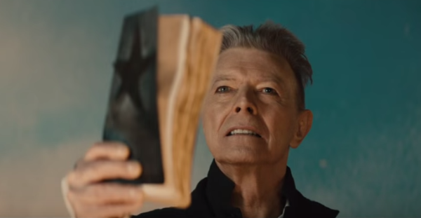 Bowie vuelve a sorprender con 'Blackstar'