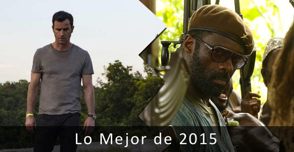 Las mejores películas y series de 2015