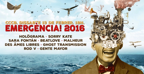 Emergència! Festival 2016