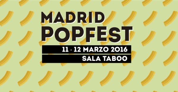 Más sobre Madrid Popfest 2016