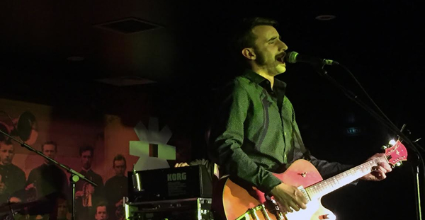 David Quinzán + Pablo Und Destruktion, Playa Club, A Coruña (19-12-2015)