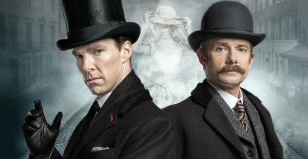 Sherlock, The Abominable Bride (Temporada 4)