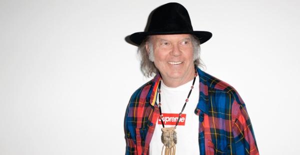 Neil Young también pasará por Barcelona
