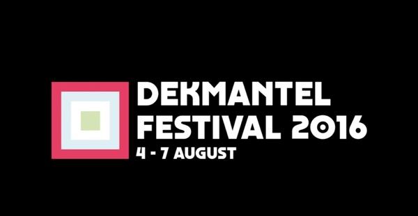 Conciertos de apertura Dekmantel 2016